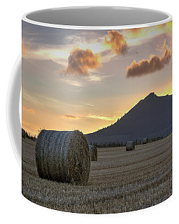 Sunset Over Bennachie Coffee Mug