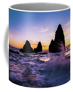 Sunset Splash Coffee Mug