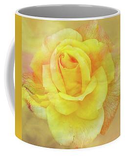 Sunshine Rose Coffee Mug