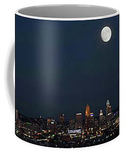 Super Moon Cincinnati 2016 Coffee Mug by Randall Branham