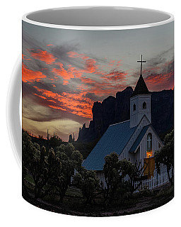 Superstition Sunrise Coffee Mug