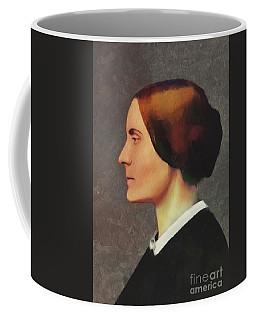 Susan B. Anthony, Suffragette Coffee Mug