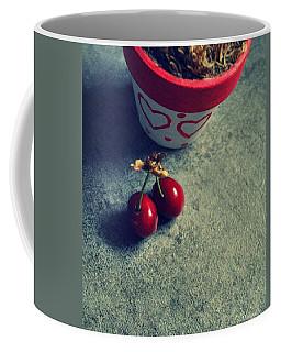 Sweet Couple Coffee Mug by Marija Djedovic
