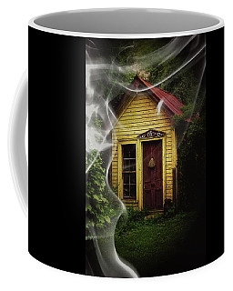 Coffee Mug featuring the photograph Swept Away by Jessica Brawley