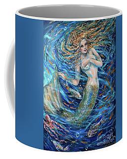 Swirling Waters Coffee Mug