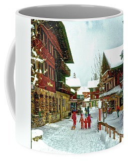 Switzerland Alps Coffee Mug