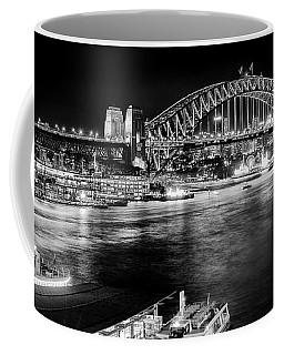 Coffee Mug featuring the photograph Sydney by Chris Cousins
