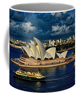 Sydney Opera House Australia Coffee Mug