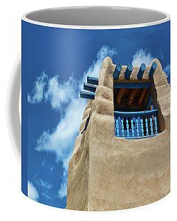 Taos Blue Coffee Mug