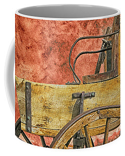 Taos Wagon Coffee Mug