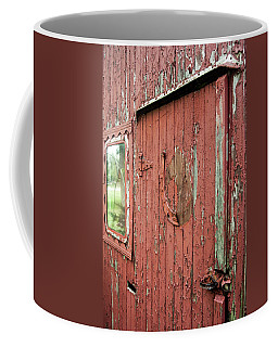 Tattered Coffee Mug