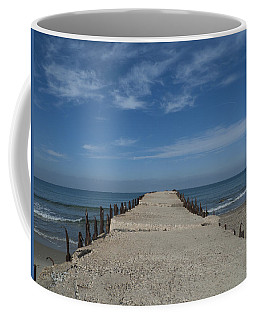 Tel Aviv Old Port 3 Coffee Mug