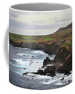 Terceira Coastline Coffee Mug