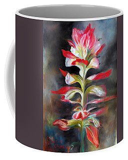 Texas Indian Paintbrush Coffee Mug