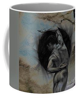 Textured Harmony Coffee Mug