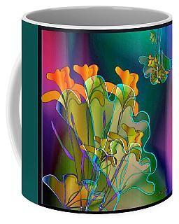 Thanksgiving Bouquet Coffee Mug