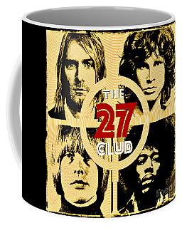 The 27 Club Coffee Mug