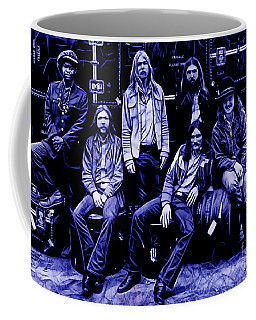 The Allman Brothers Collection Coffee Mug
