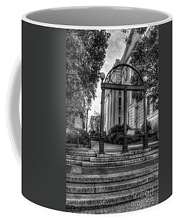 The Arch 5 University Of Georgia Arch Art Coffee Mug