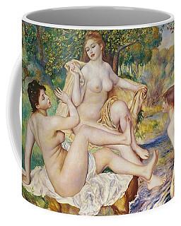 The Bathers Coffee Mug