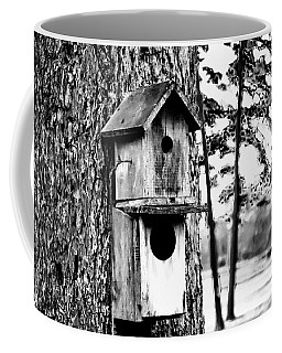 The Bird Feeder Coffee Mug