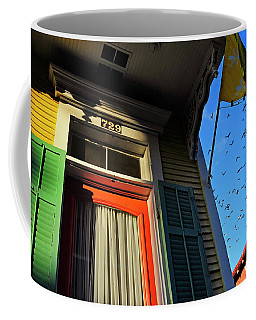 Coffee Mug featuring the photograph The Birds by Skip Hunt