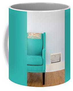 The Blue Chair Coffee Mug