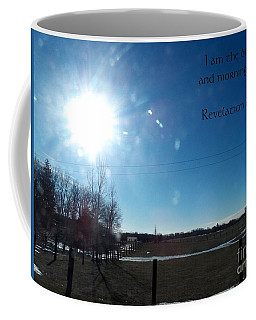 The Bright And Morning Star Coffee Mug