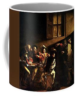 The Calling Of St. Matthew Coffee Mug