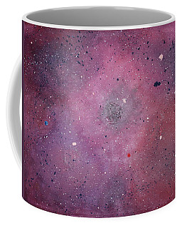 Coffee Mug featuring the painting the Calm by Michael Lucarelli