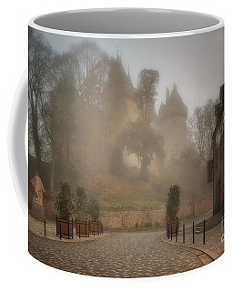The Castle In The Myst Coffee Mug