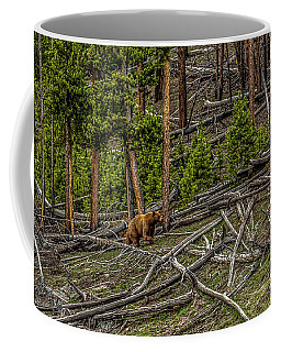 The Cinnamon Boar Coffee Mug by Yeates Photography