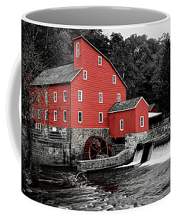 The Clinton Mill Coffee Mug