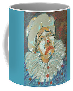 The Clown Coffee Mug by Mary Armstrong