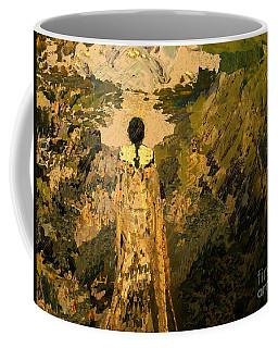 The Dream Of The Earth Coffee Mug