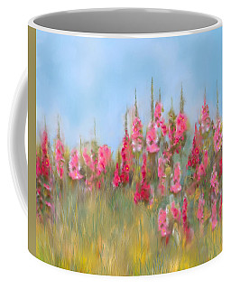 The Earth Laughs In Flowers Coffee Mug