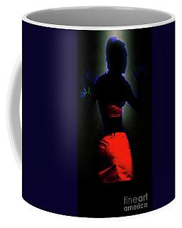 The Effects Of Uv On Reflective Clothing Coffee Mug