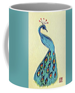 The Eyes Of The Stars Coffee Mug