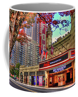 The Fabulous Fox Theatre Atlanta Georgia Art Coffee Mug