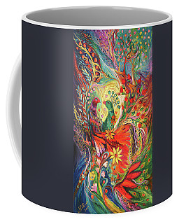 The Flowers And Fruits Coffee Mug