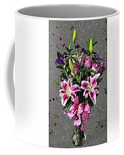 The Friendship Bouquet Coffee Mug by David Pantuso