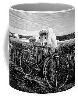 The Frozen Bike Coffee Mug