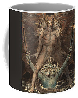 The Great Red Dragon And The Beast From The Sea Coffee Mug