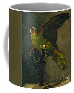 The Green Parrot Coffee Mug