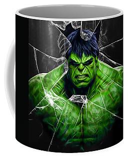 The Incredible Hulk Collection Coffee Mug