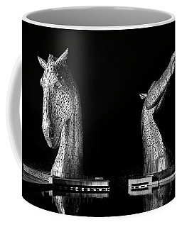The Kelpies Coffee Mug