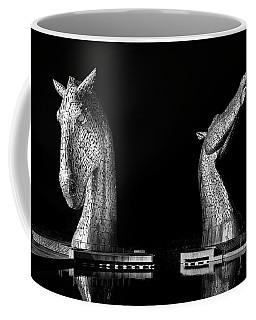 The Kelpies Coffee Mug