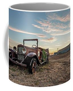 The Kress Truck Coffee Mug