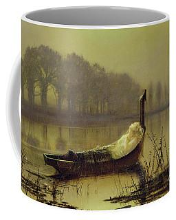 The Lady Of Shalott Coffee Mug