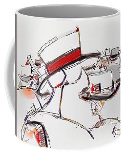 The Lady Coffee Mug